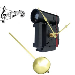 Chime Pendulum Clock Movement