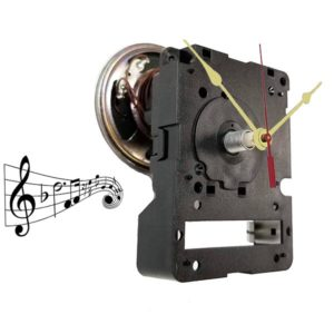 #QU30NP Chiming Seiko Quartz Clock Movement