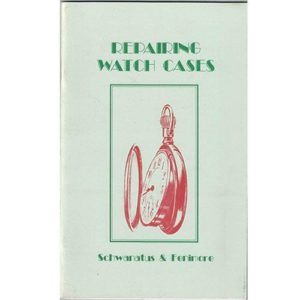 Repairing Watch Cases