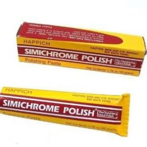 Simachrome polish for Clock Repair