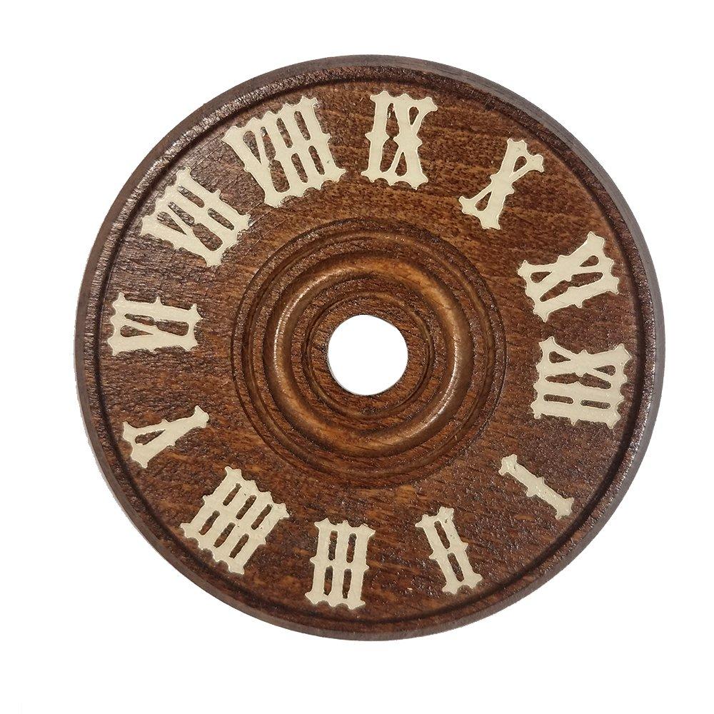 Solid Wood Cuckoo Clock Dial