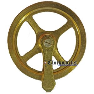 Solid  Brass Clock Pulley