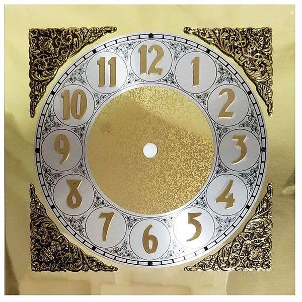 Square Bracket Clock Dial