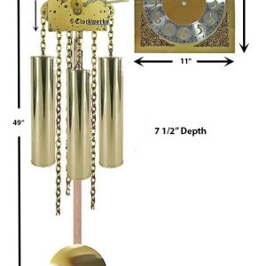 Tall Case Clock Kit GMKIT06