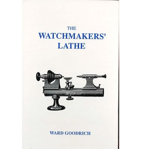 The Watchmakers Lathe