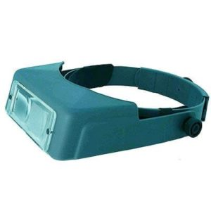 Vision Visor Magnification Head Band