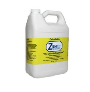 Watch Rinsing Solution DrizeBrite Gallon