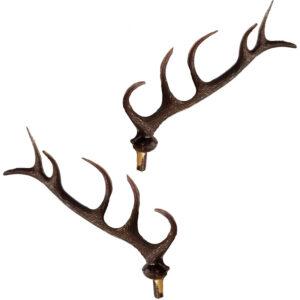 Cuckoo Clock Deer Antlers