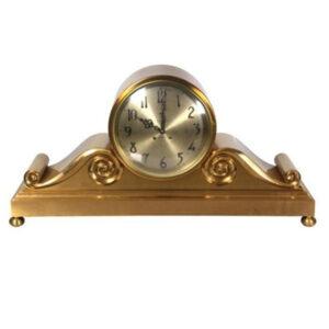 Convex Round Clock Glass