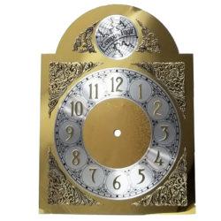 Tempus Fugit Clock Dial