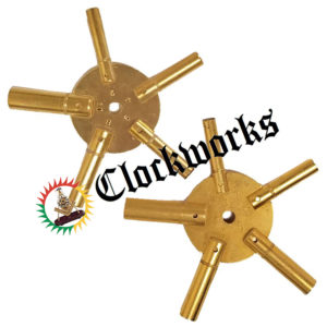 clock key set 5 prong universal