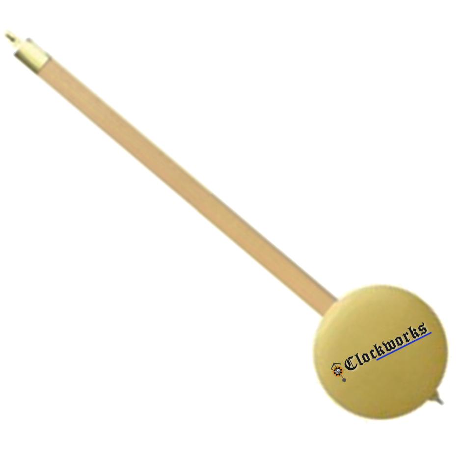 Wood Stick Clock Pendulum