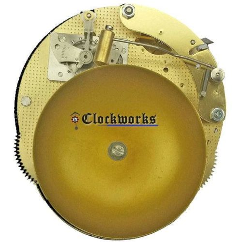 132-071 Ships Bell Clock Movement