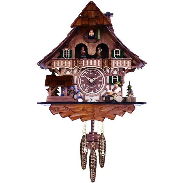 Cuckoo Clock Repair Cleaning Kit For All Cuckoo Clocks Clockworks Clockworks