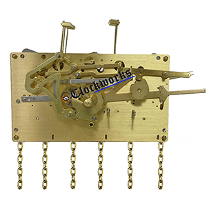 Urgos clock movement UW03 Series