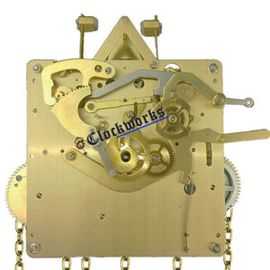 Urgos UW32 series clock movement