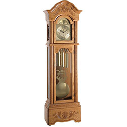 Bottom mount westminster clock chime block
