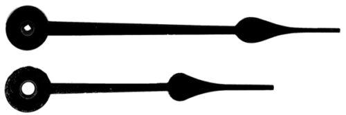 Hermle german mechanical spade hands
