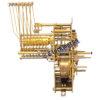 Kieninge MS clock movement