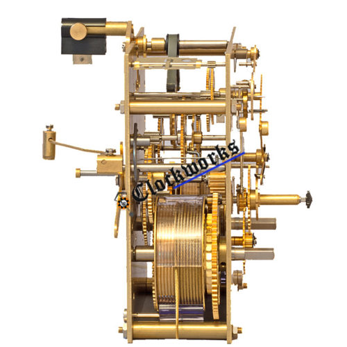 Kieninger PS clock movement