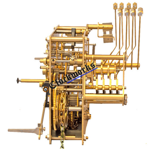Kieninger RK clock movement
