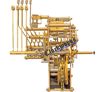 Kieninger RK clock movement