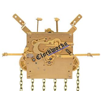 Kieninger RU clock movement