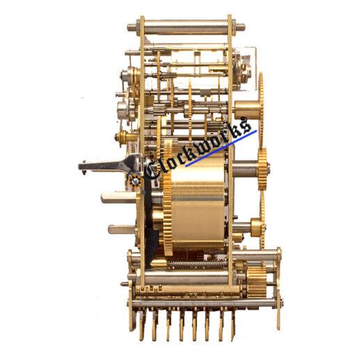 Kieninger SEW clock movement