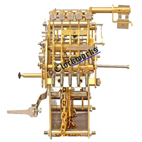 Kieninger SK clock movement