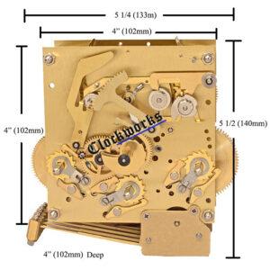 Kieninger AEL Series clock movement