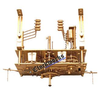 Kieninger H Series clock movement