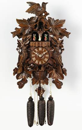 Cuckoo clock parts from clockworks.com