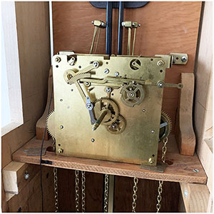 Making a Grandfather Clock Seat-Board