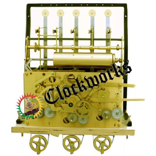 UW03 Tubular Urgos Clock Movement