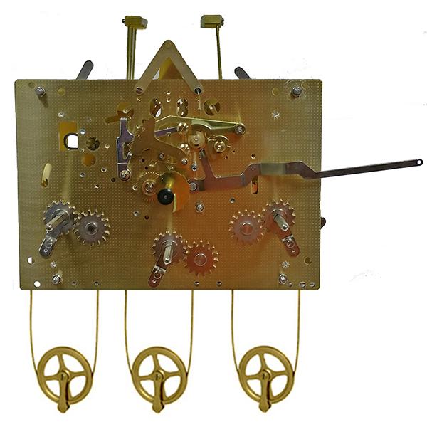 461 Hermle Clock Movement