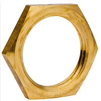 Quartz movement clock Hex Nut