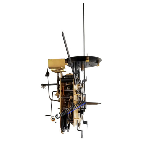 Regula-72 Cuckoo Clock Movement