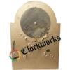 451-053 Clock Moon Dial