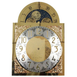 451-053 Clock Moon Dial for Hermle
