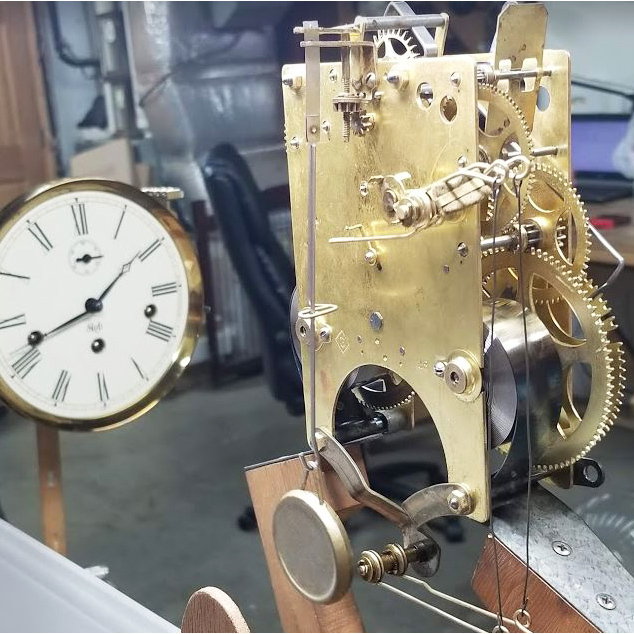 Clock repair service near me