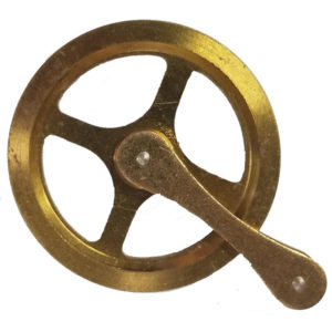 Grandfather Clock Weight Pulley