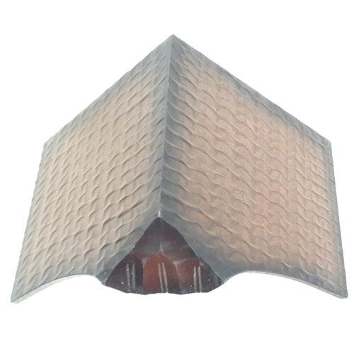 Cuckoo Clock Woodman's Roof
