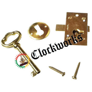 Clock Cabinet Door Lock