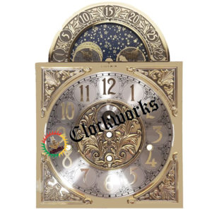 1171 Clock Moon Dial for Hermle