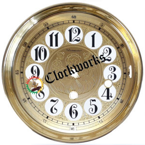 180mm Dial for 351 Clock Movement