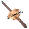 Blonde Maple Cuckoo Pendulum