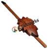 Brown Maple Cuckoo Pendulum