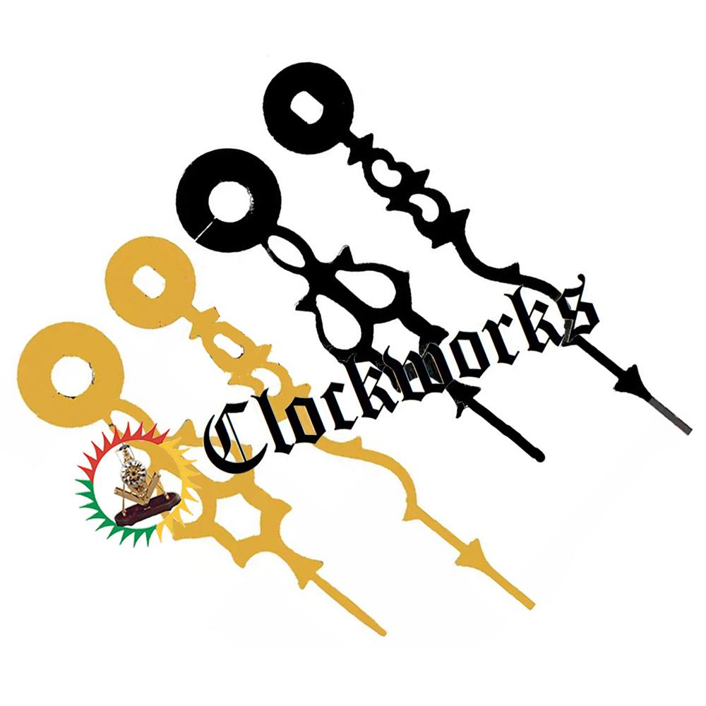 Quartz Clock Movement Parts and Accessories