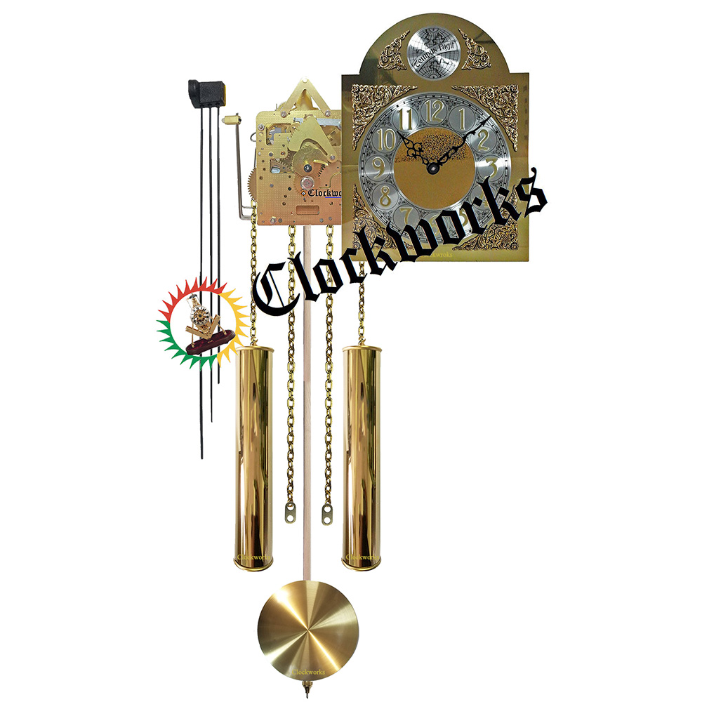 Grandmother Clock Kits
